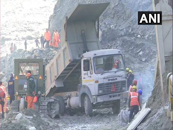 Uttarakhand glacier burst death toll increases to 54