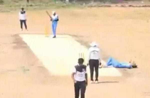 Batsman at non-striker's end dies of heart attack during live match in Pune