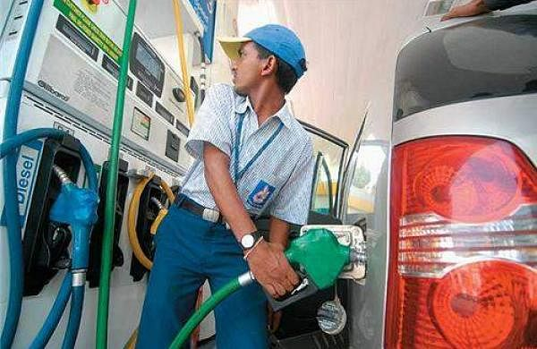 petrol  unchanged after a 13-day hike
