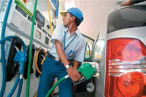 Petrol, diesel rates unchanged