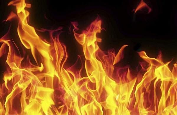 College student found half-burnt near highway in UP