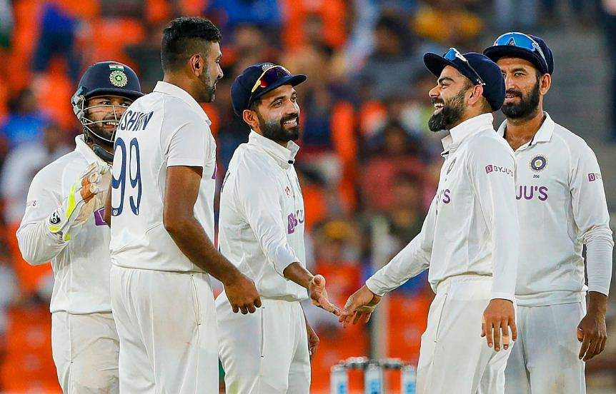 Great victory for India