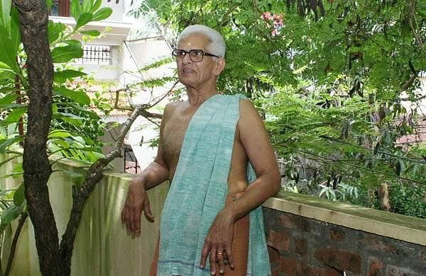 vishnunarayanannambudhri