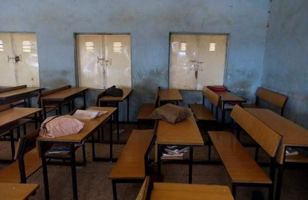 schoolgirls abducted in Nigeria