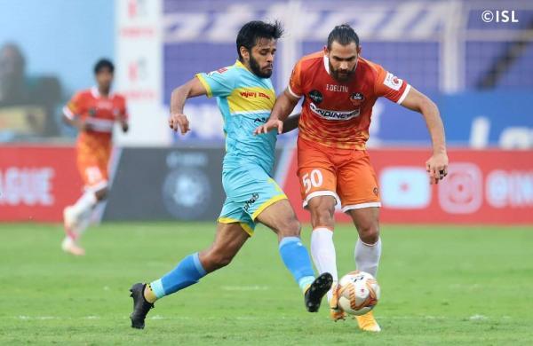 Goa secured semi-final berth