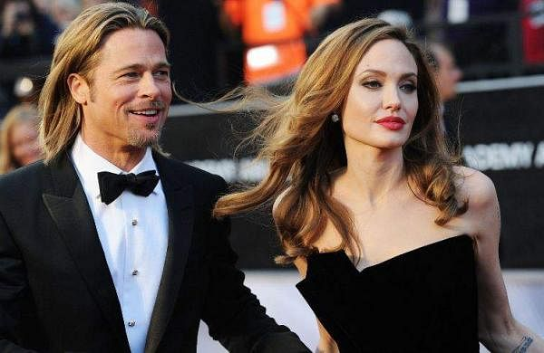 angelina jolie says that life after divorce was full of difficulties