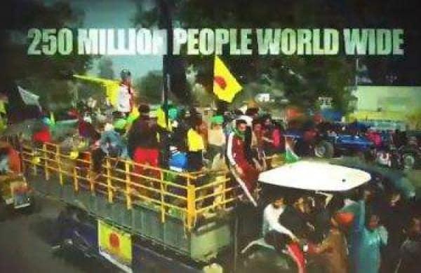 'Biggest agitation in history'