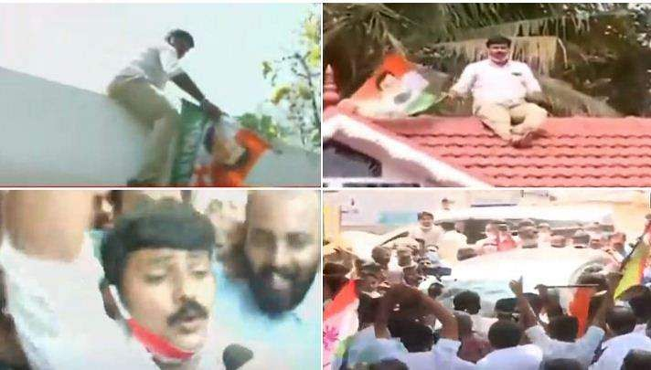 puthuppally protest new