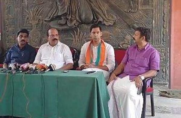 RSP leader Mohammad Nahas joins BJP