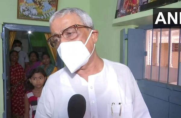 Sisir Adhikari will attend a rally