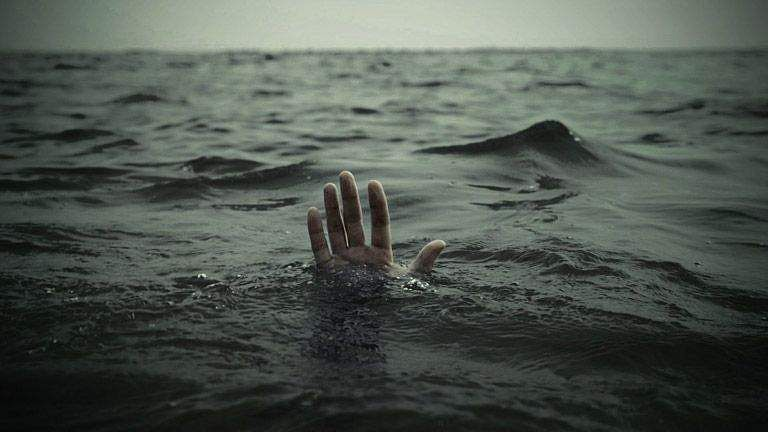 Two children drowned while bathing in Karamana river