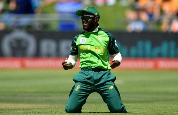 South Africa's first black captain