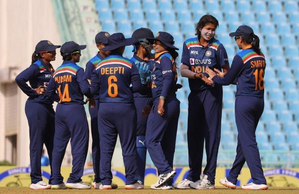 Indian women win