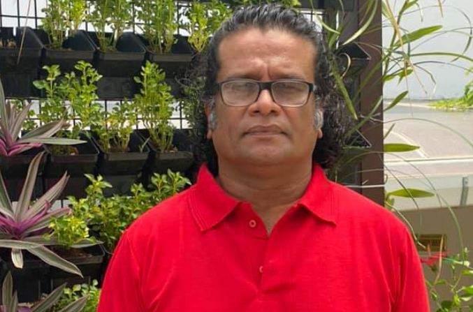 hareesh against film organisation