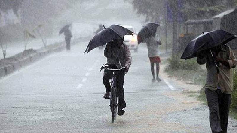 Widespread rain expected in the state