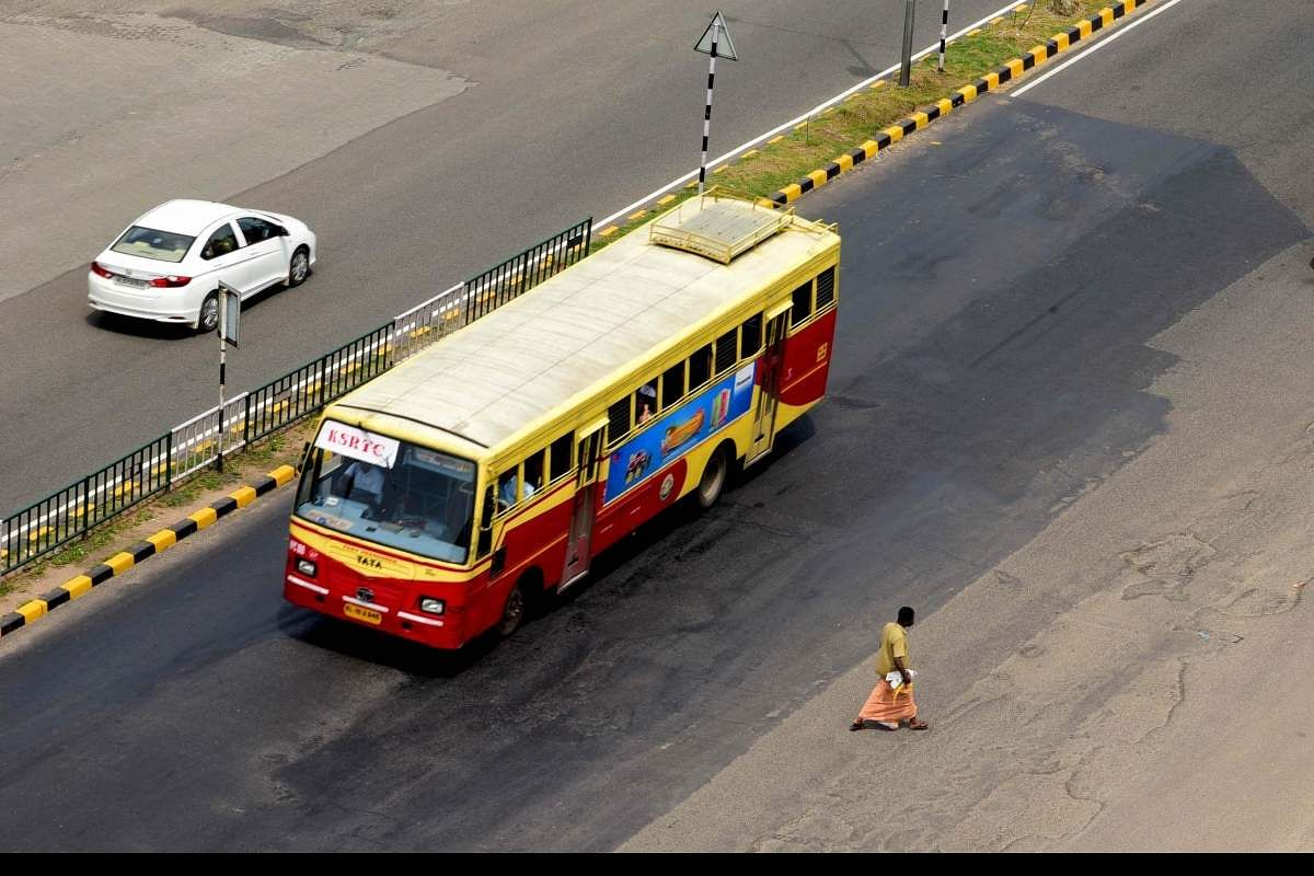 ksrtc lovers travel controversy, covid confirmed for bus driver