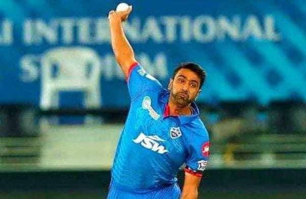 Ashwin conceded just 14 runs