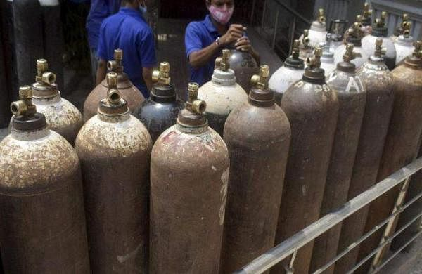govt bans supply of oxygen for industrial purposes