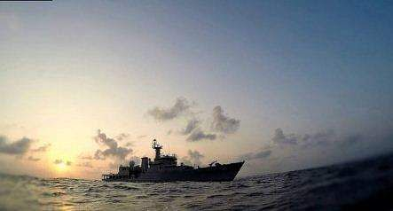 seizure of more than 300 Kgs of narcotics substances: Indian Navy