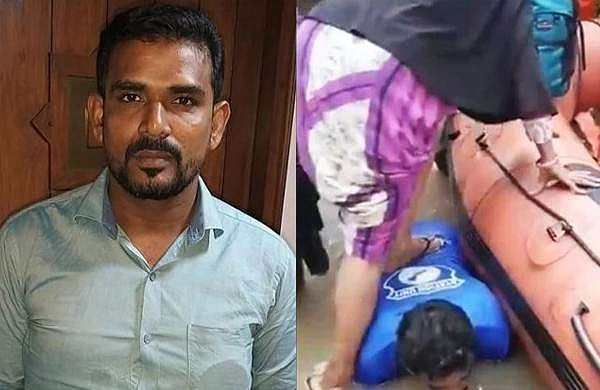 Case against Flood Hero Jaisal
