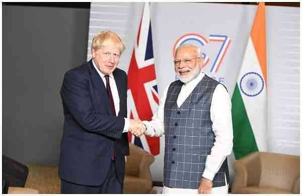 British Prime Minister Boris Johnson cancels India visit