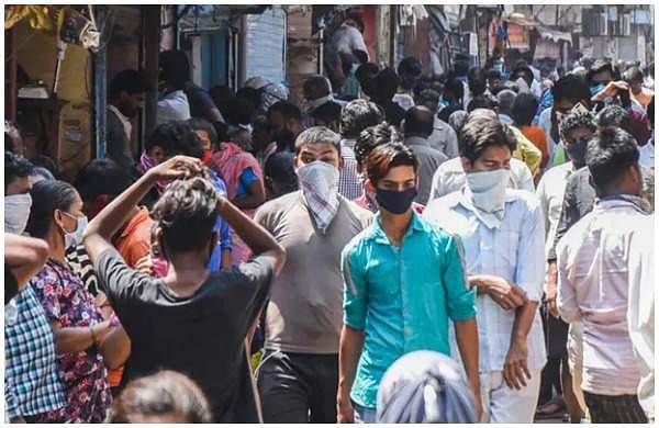 UP man fined Rs 10K for not wearing mask