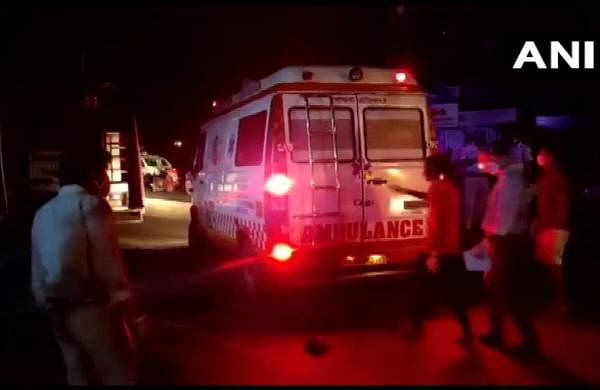 Fire breaks out at COVID-19 care center in Maharashtra