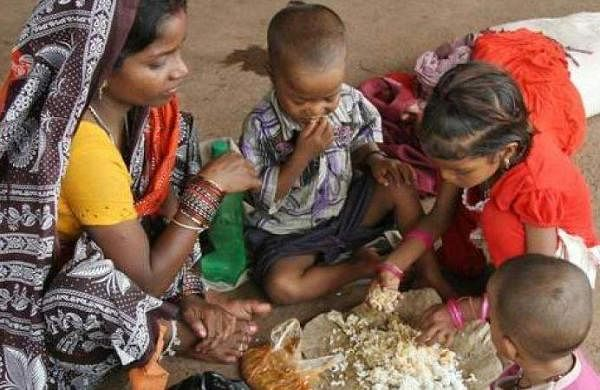 number of poor in India has doubled