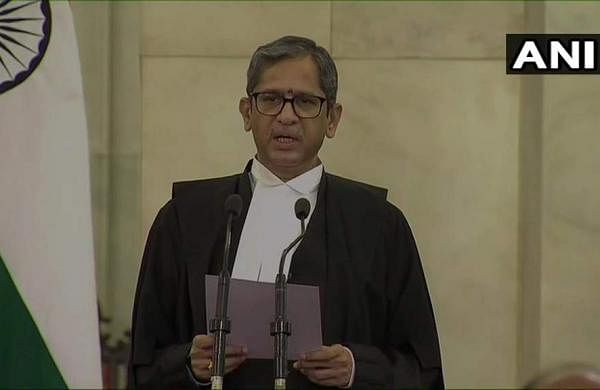 New Chief Justice