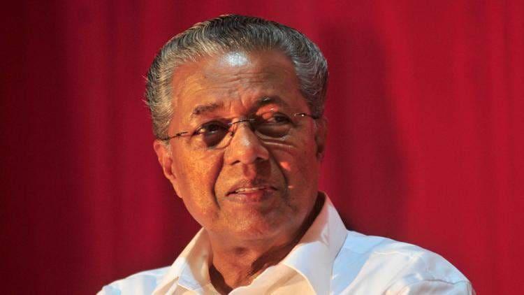 Chief Minister Pinarayi Vijayan sent a letter to Yogi Adityanath