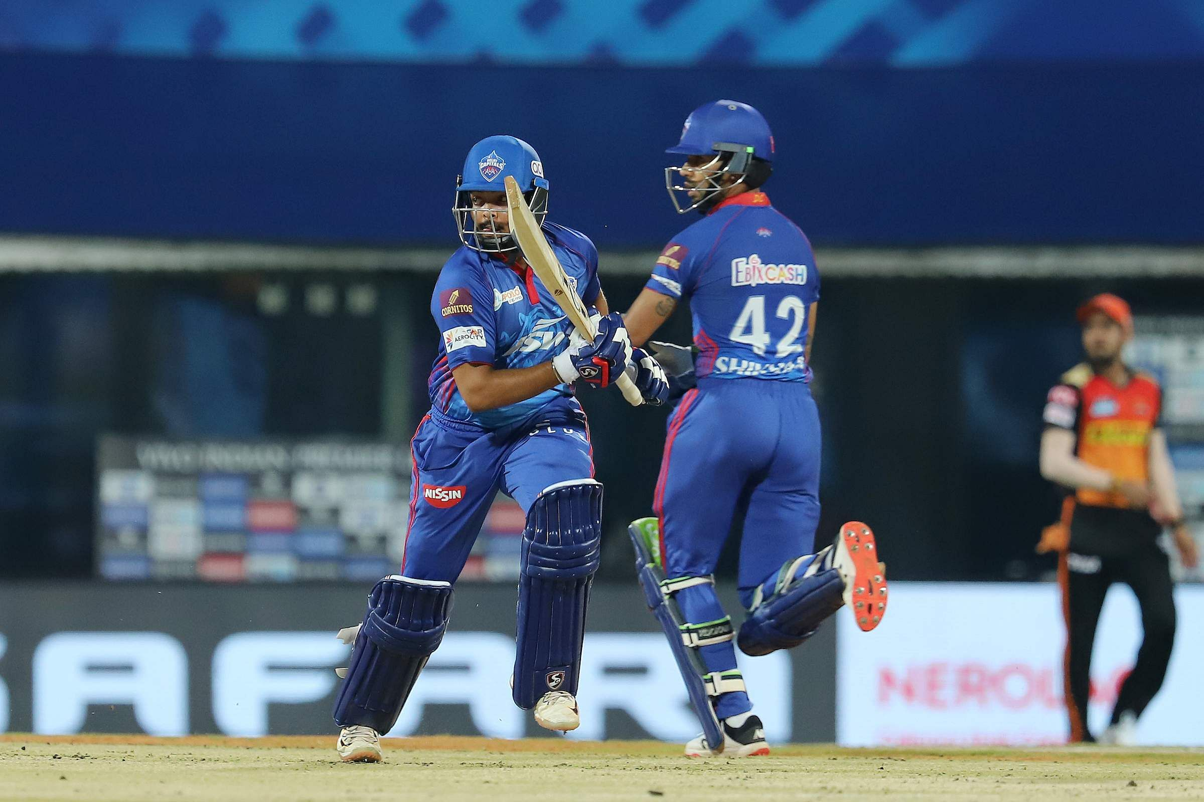 Delhi Capitals beat Sunrisers