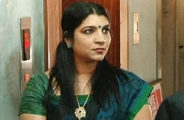 Saritha S Nair jailed for six years
