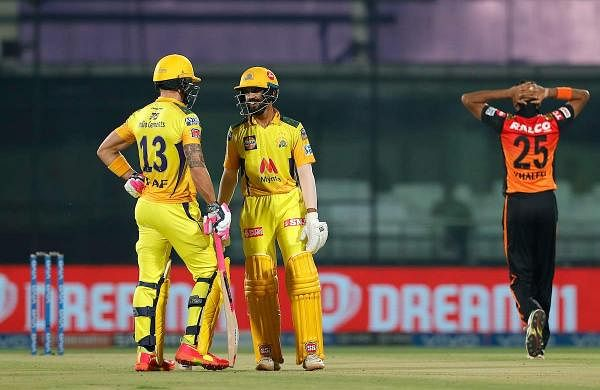 Chennai defeats Hyderabad