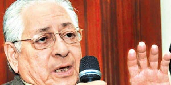 Soli Sorabjee passes away