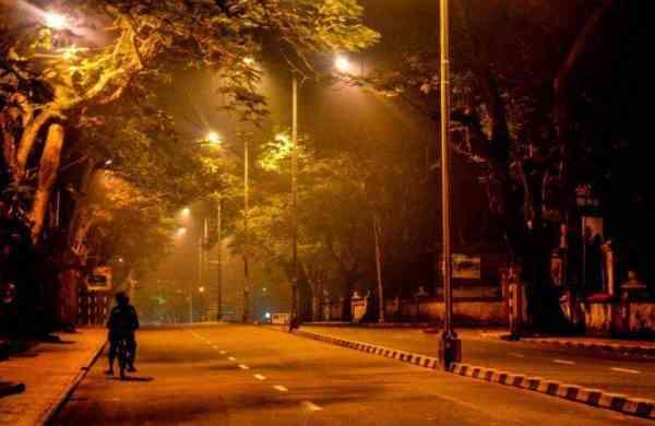 trivandrum-night