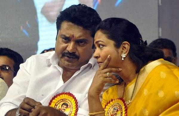 sarath Kumar, Wife Radhika Sentenced To One-year Jail Term