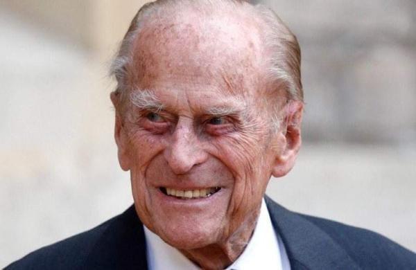 Britain's Prince Philip dies
