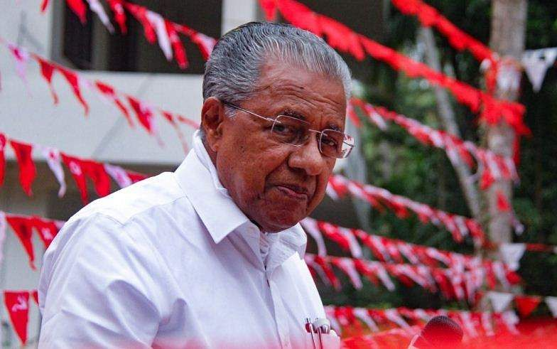 Pinarayi directs officials to arrange swearing-in ceremony