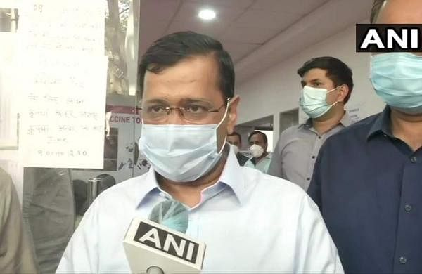 says Delhi CM Arvind Kejriwal