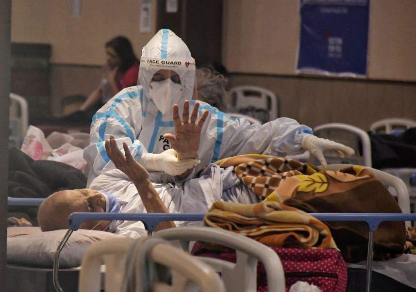 covid patient died in thrissur