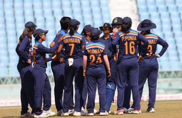 Indian women's cricket team for England tour