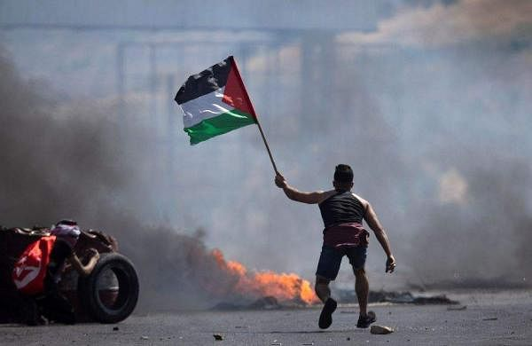 unrest spreads to West Bank