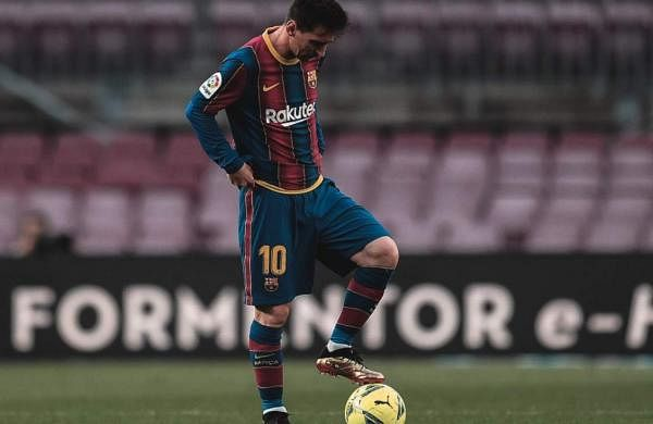 Messi has future to decide