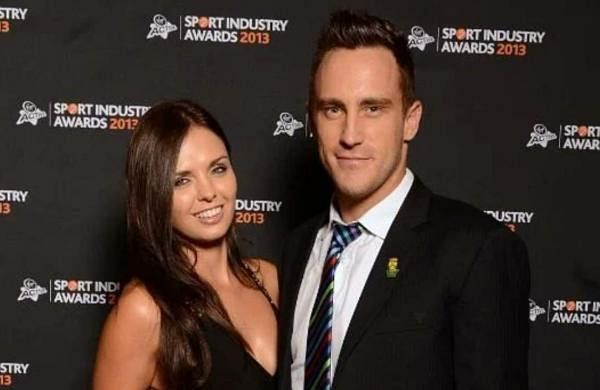 Me and my wife received death threats: Faf Du Plessis