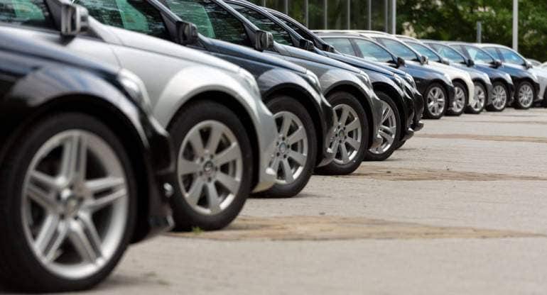 Vehicle ownership transfer