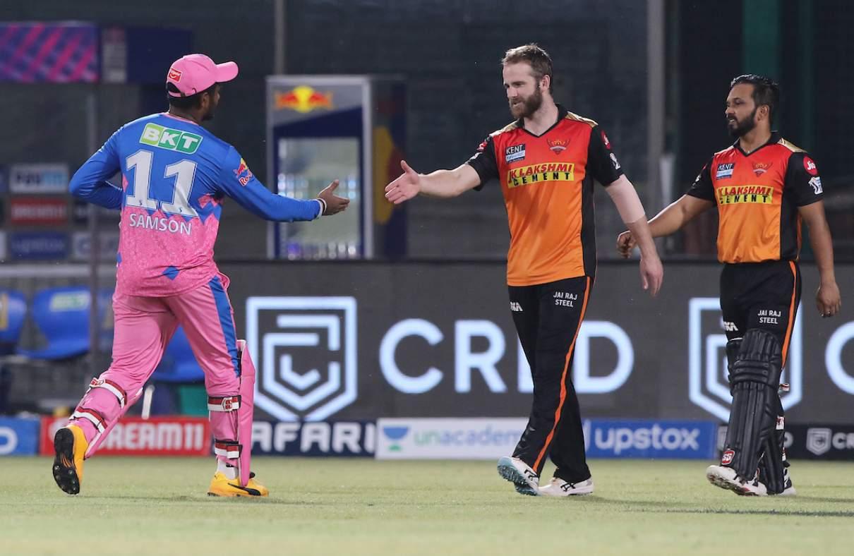 Rajasthan's stunning win
