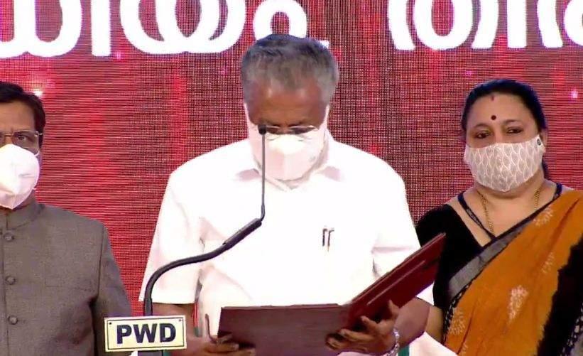 second Pinarayi Vijayan government
