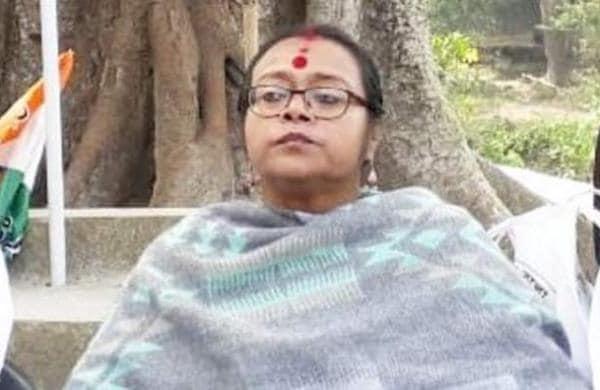Sonali Guha; wants to rejoin Trinamool