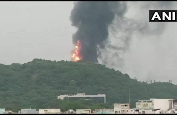 Hindustan Petroleum Corporation Ltd plant