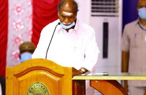 COVID SITUATION IN Puducherry